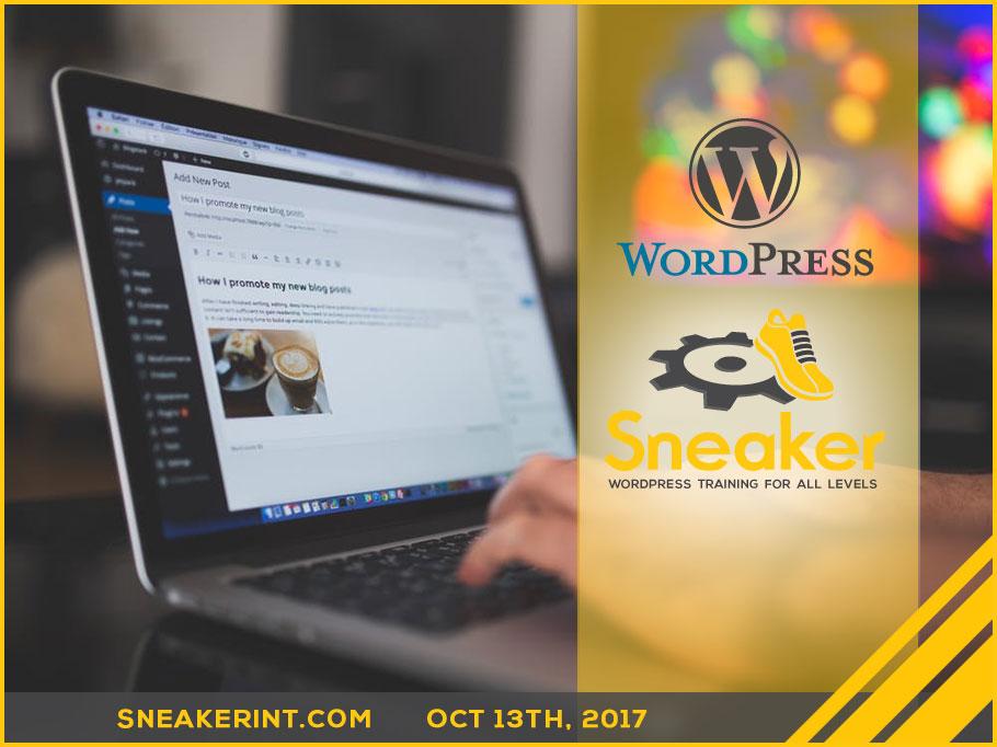 Wordpress Training In Houston Tx Sneaker Interactive