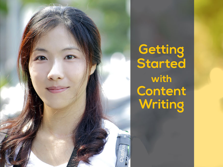 Getting started with content writing for a website