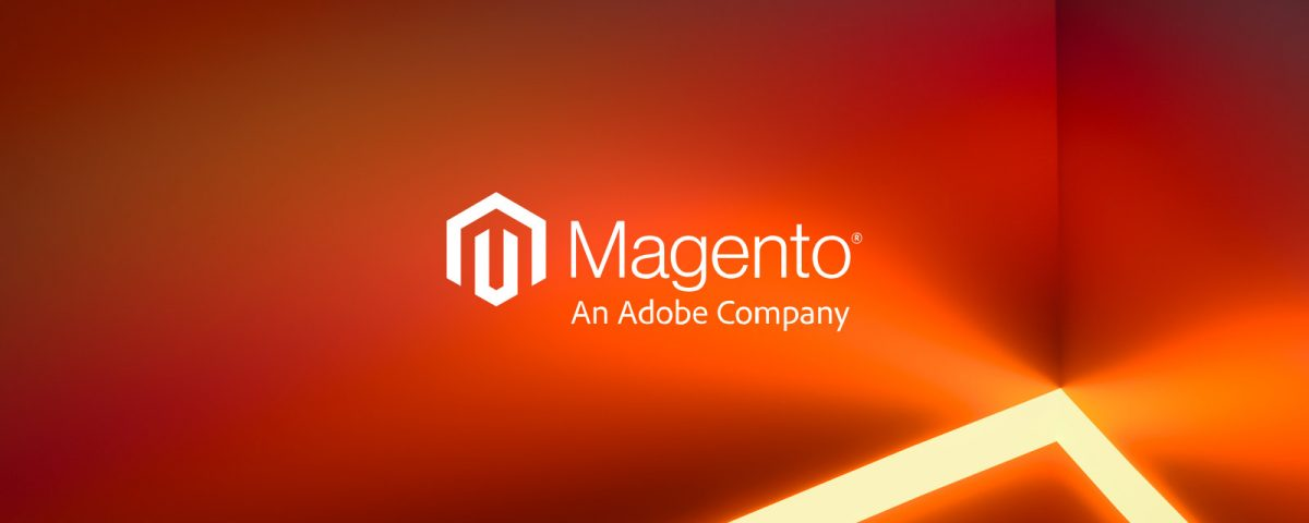 Magento logo from Adobe