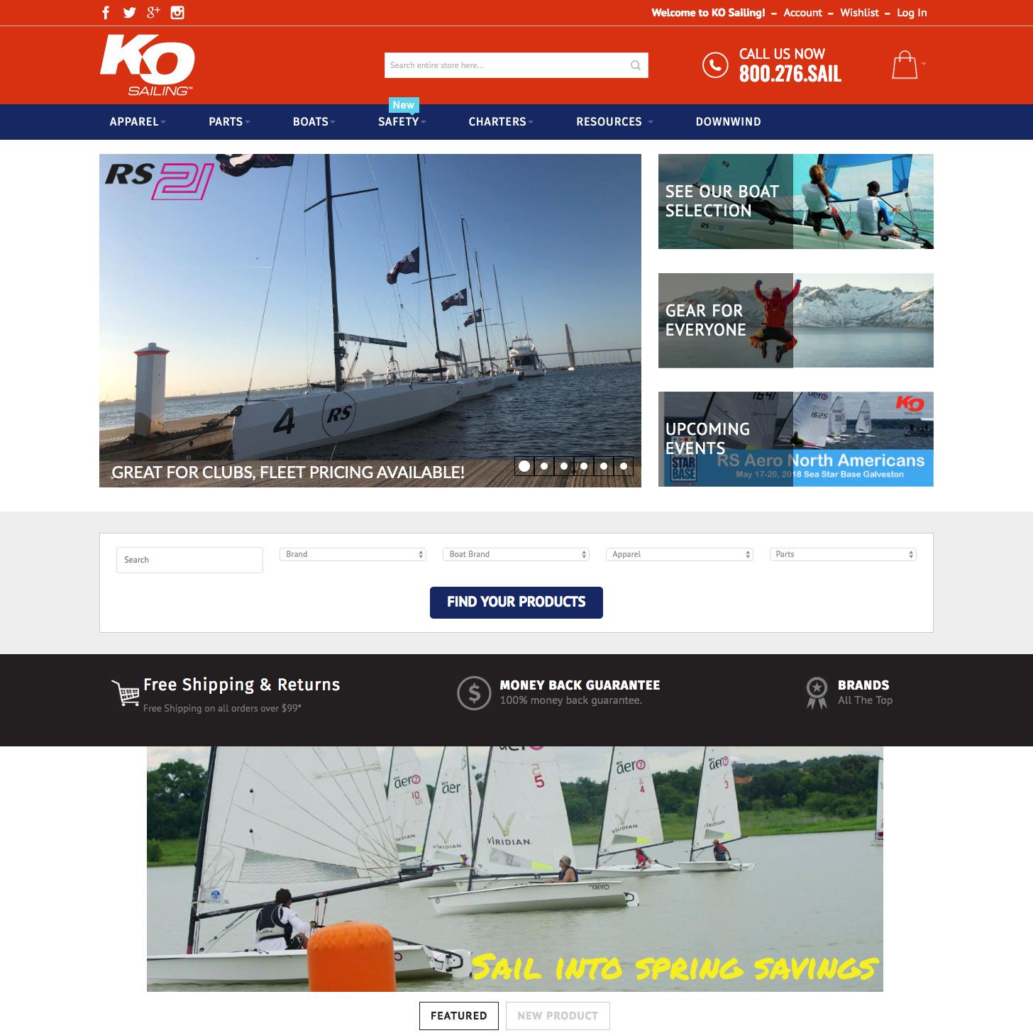 KO Sailing